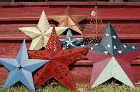 Amish Barn Stars