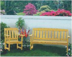 Bench English Garden Furniture