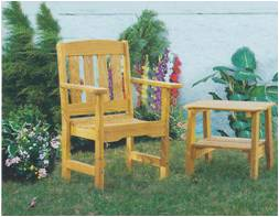 Chair English Garden Furniture