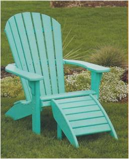 Amish Poly Chair